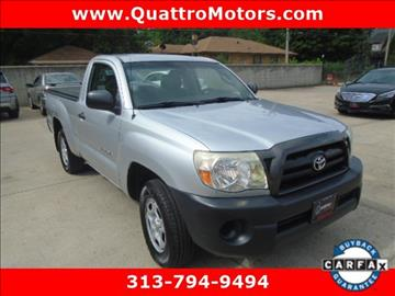 2006 Toyota Tacoma for sale in Redford, MI