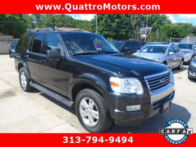 2009 Ford Explorer car for sale in Detroit
