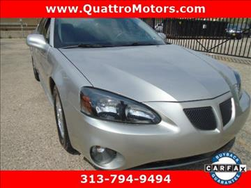 2006 Pontiac Grand Prix for sale in Redford, MI