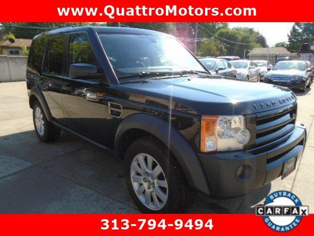 2006 Land Rover Lr3 car for sale in Detroit