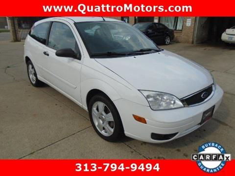 2006 Ford Focus for sale in Redford, MI