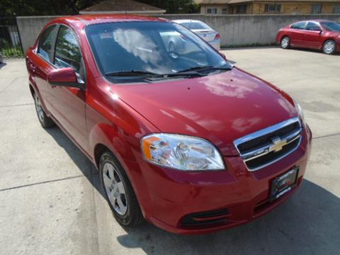 2011 Chevrolet Aveo for sale in Redford, MI