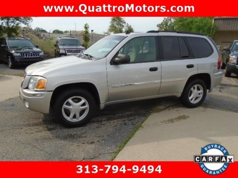 2007 Gmc Envoy car for sale in Detroit