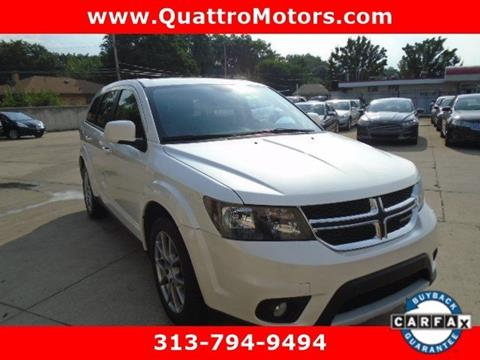 2017 Dodge Journey for sale in Redford, MI