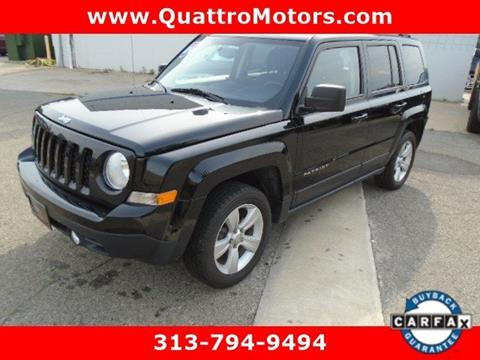 2014 Jeep Patriot for sale in Redford, MI