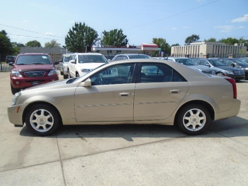 2006 Cadillac Cts car for sale in Detroit