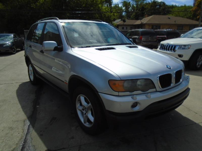 2003 Bmw X5 car for sale in Detroit