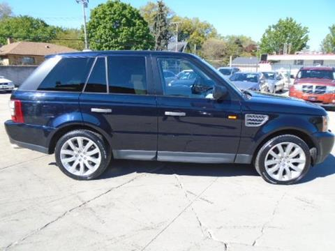 2006 Land Rover Range Rover Sport for sale in Redford, MI