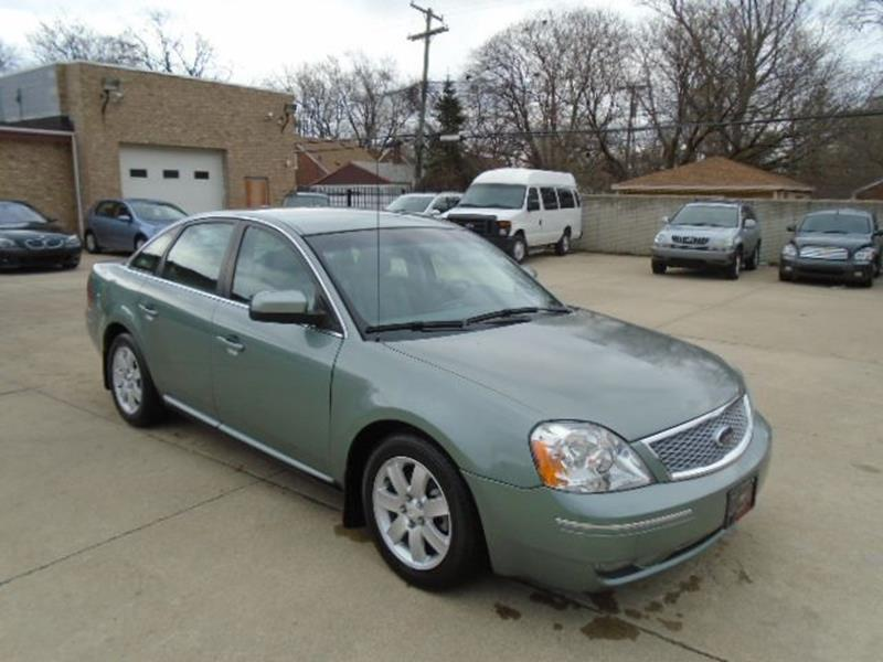 2007 Ford Five Hundred car for sale in Detroit