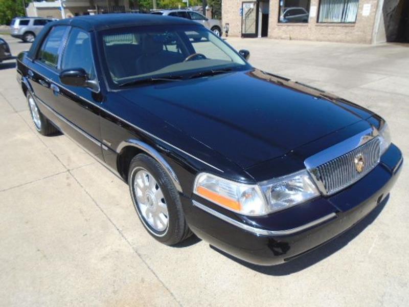 2004 Mercury Grand Marquis car for sale in Detroit