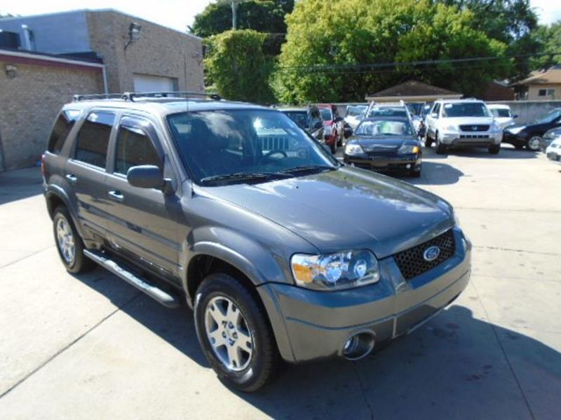 2005 Ford Escape car for sale in Detroit
