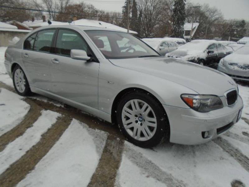2006 Bmw 7 Series car for sale in Detroit