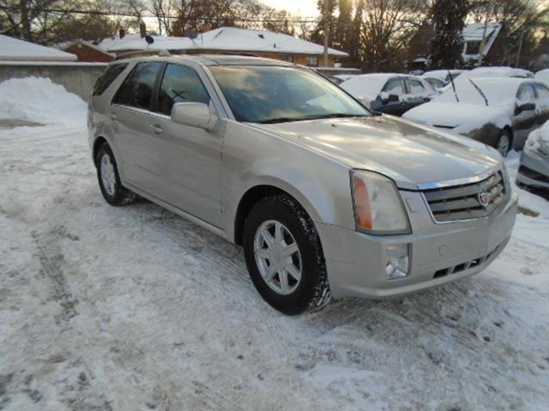 2004 Cadillac Srx car for sale in Detroit