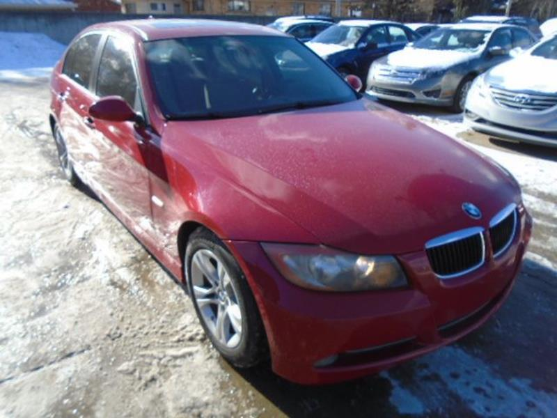 2008 Bmw 3 Series car for sale in Detroit