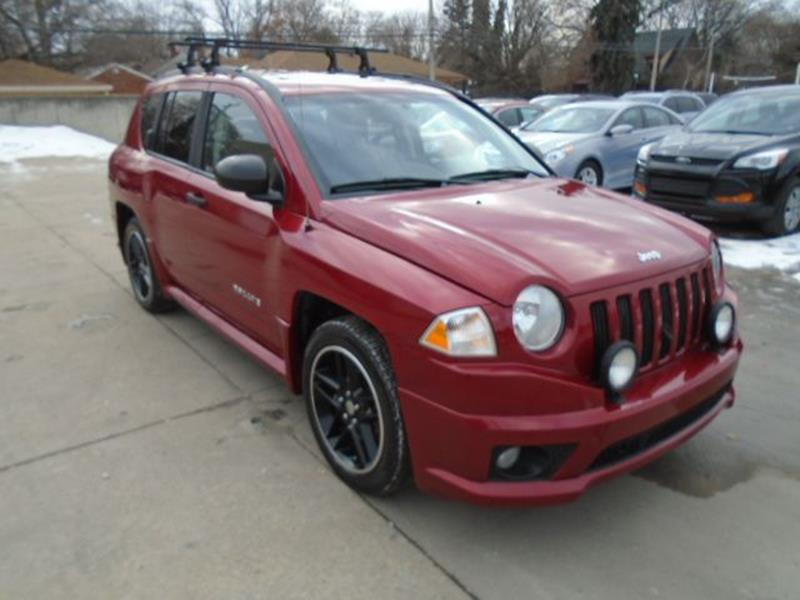 2009 Jeep Compass car for sale in Detroit