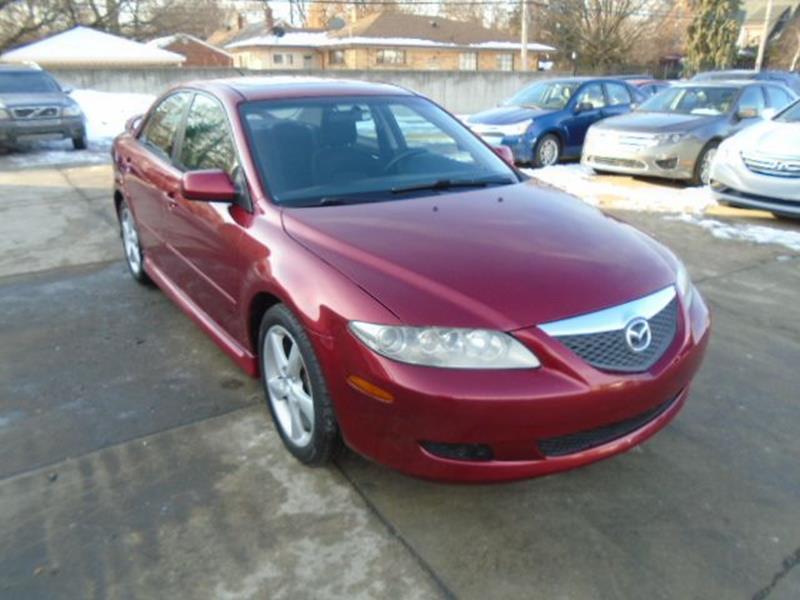 2005 Mazda 6 car for sale in Detroit