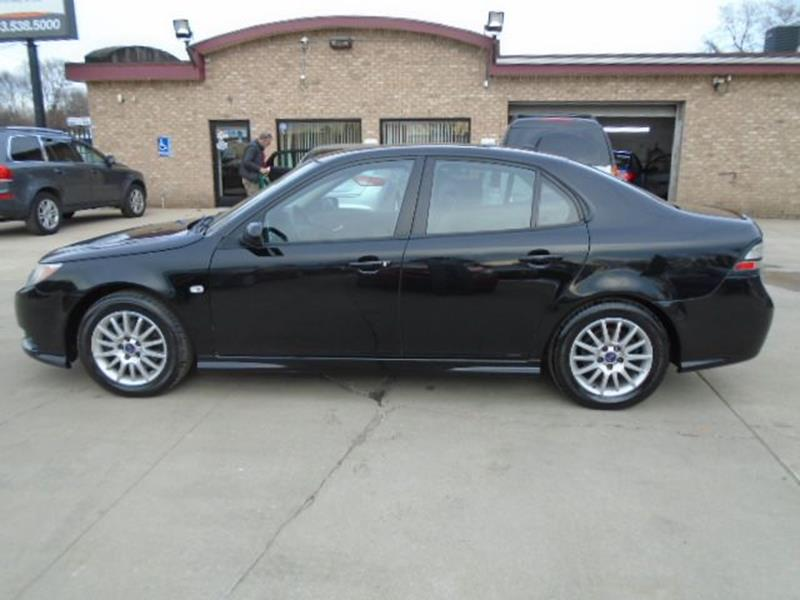 2008 Saab 9-3 car for sale in Detroit