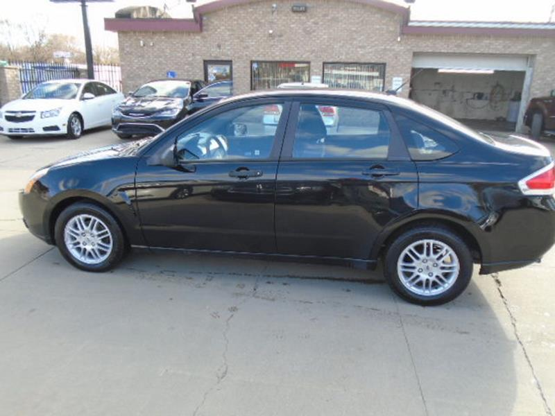 2011 Ford Focus car for sale in Detroit