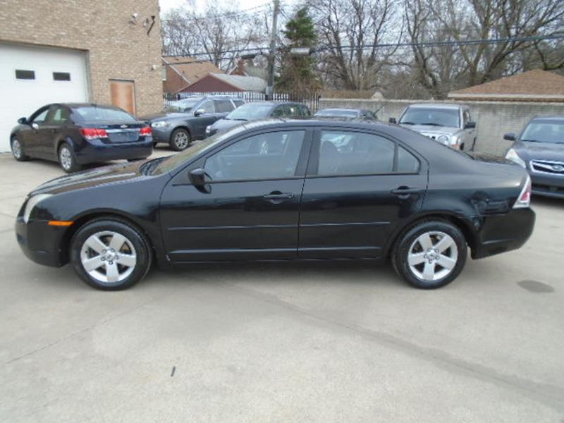 2009 Ford Fusion car for sale in Detroit
