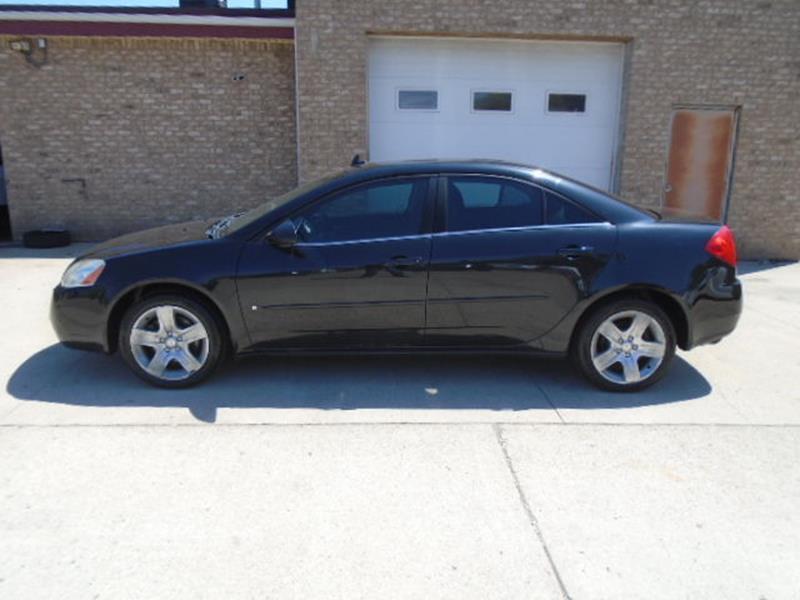 2009 Pontiac G6 car for sale in Detroit