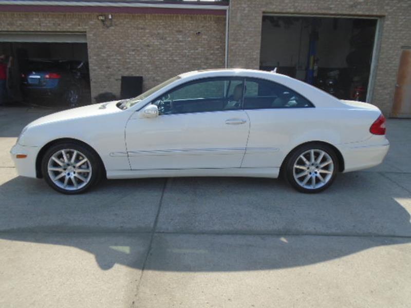 2007 Mercedes-Benz Clk car for sale in Detroit
