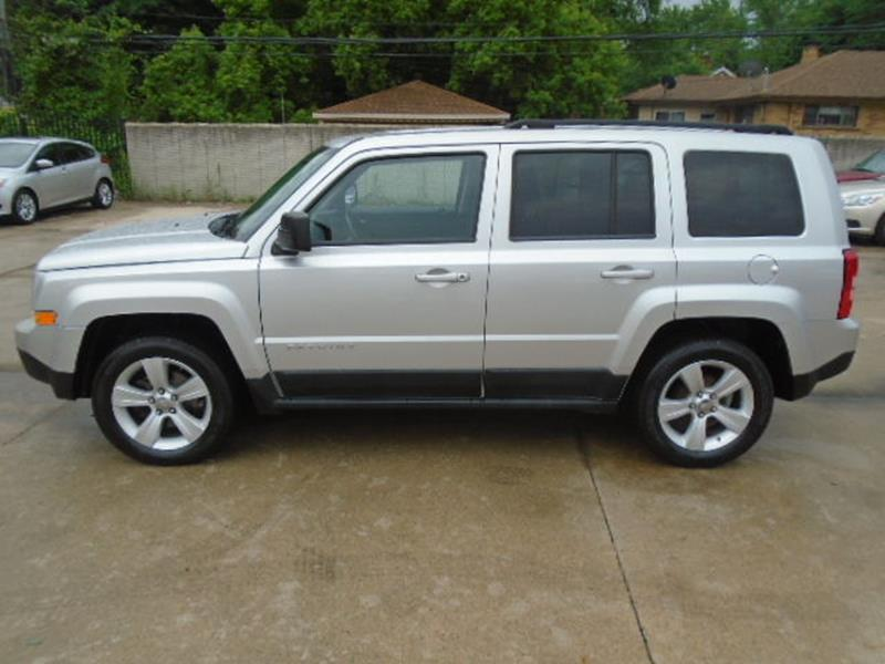 2011 Jeep Patriot car for sale in Detroit