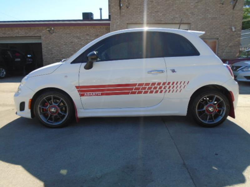 2013 Fiat 500 car for sale in Detroit