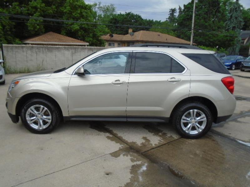 2013 Chevrolet Equinox car for sale in Detroit