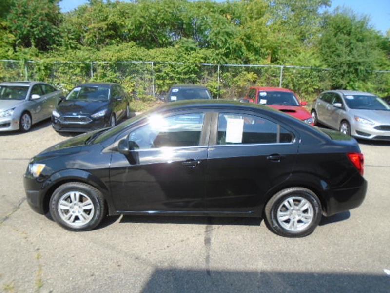 2012 Chevrolet Sonic car for sale in Detroit