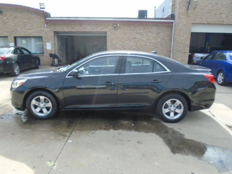 2013 Chevrolet Malibu car for sale in Detroit
