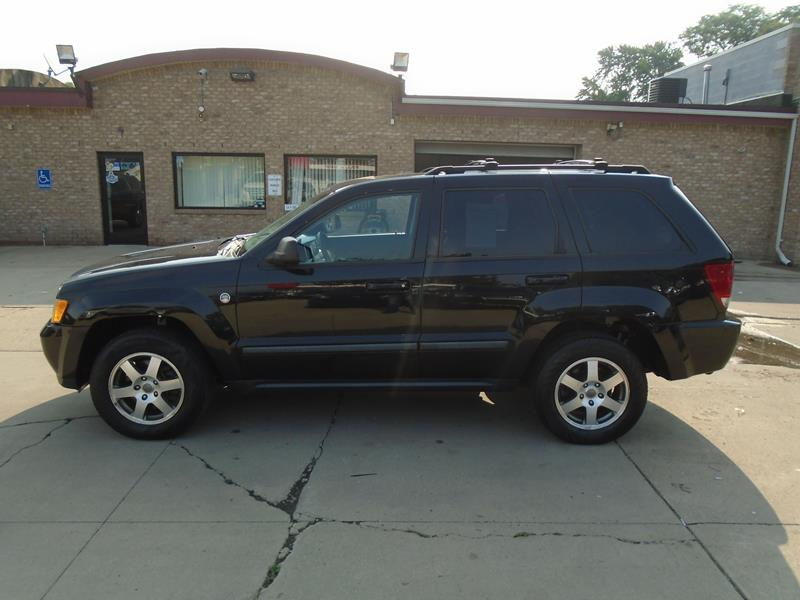 2008 Jeep Grand Cherokee car for sale in Detroit