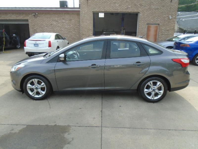 2013 Ford Focus car for sale in Detroit
