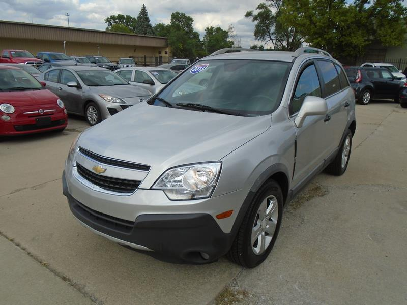 2013 Chevrolet Captiva Sport car for sale in Detroit