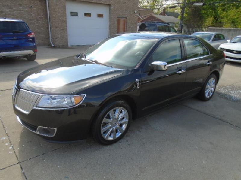 2012 Lincoln Mkz car for sale in Detroit