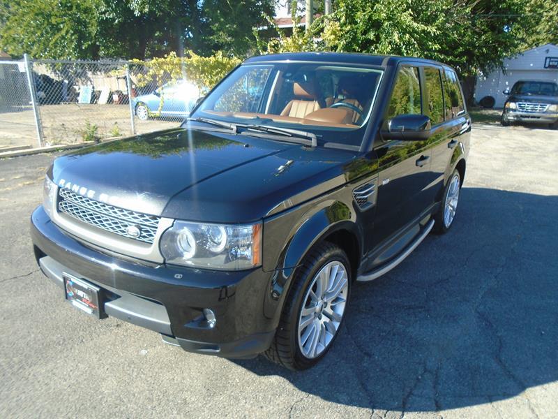 2011 Land Rover Range Rover Sport car for sale in Detroit