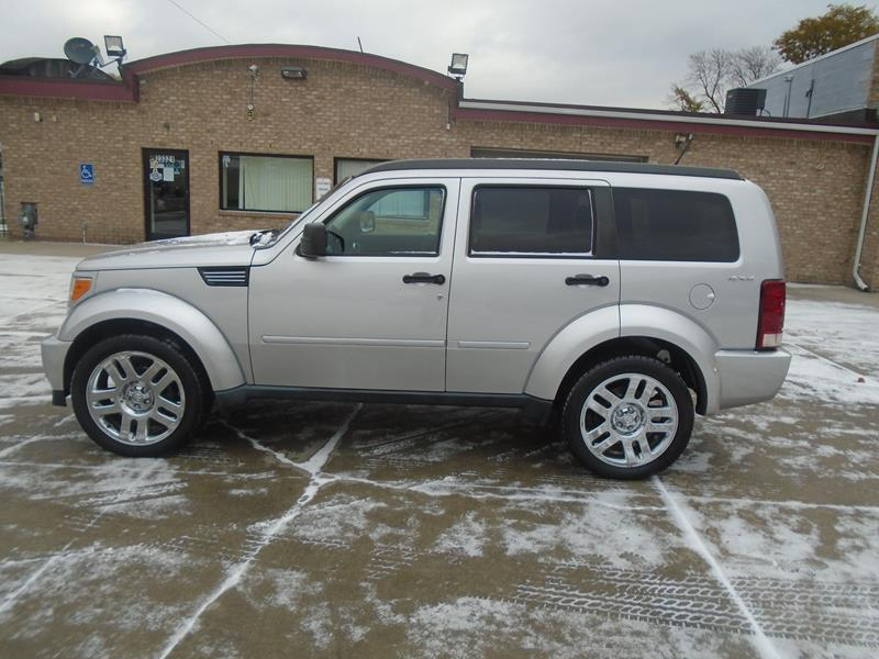 2011 Dodge Nitro car for sale in Detroit