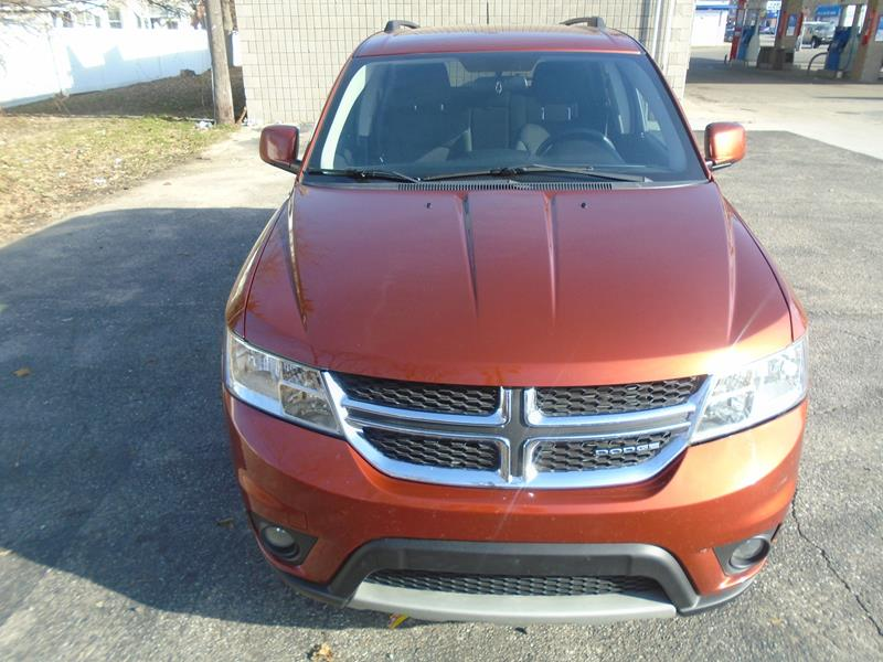 2012 Dodge Journey car for sale in Detroit