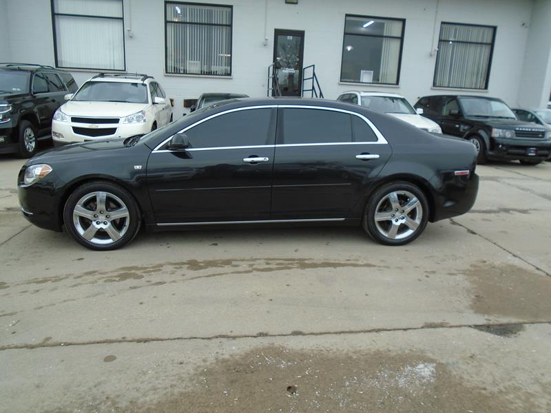 2012 Chevrolet Malibu car for sale in Detroit