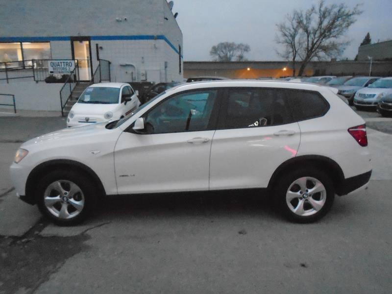 2011 Bmw X3 car for sale in Detroit