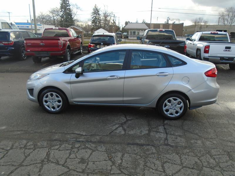 2011 Ford Fiesta car for sale in Detroit