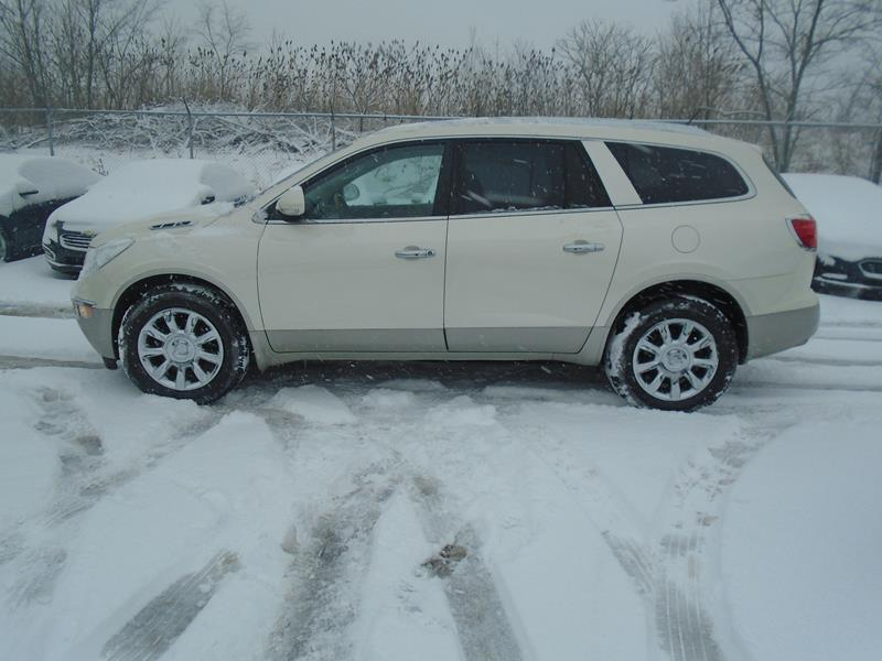 2011 Buick Enclave car for sale in Detroit