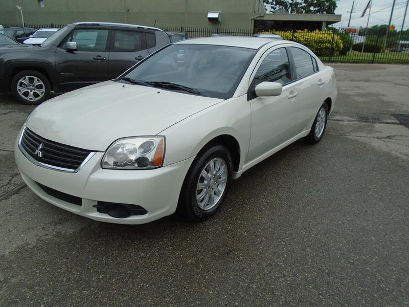 2009 Mitsubishi Galant car for sale in Detroit