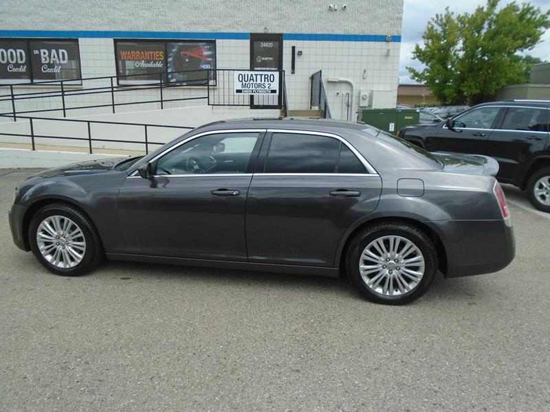 2014 Chrysler 300 car for sale in Detroit