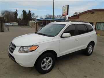 2007 Hyundai Santa Fe for sale in Redford, MI