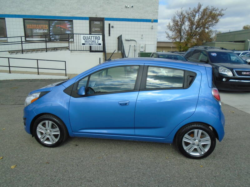 2013 Chevrolet Spark car for sale in Detroit