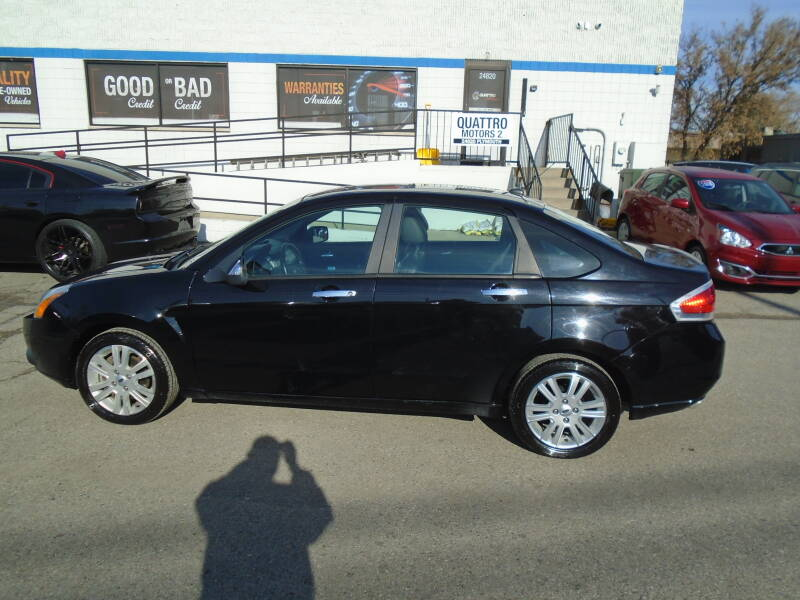 2010 Ford Focus car for sale in Detroit