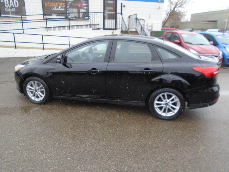2017 Ford Focus car for sale in Detroit