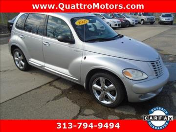2005 Chrysler PT Cruiser for sale in Redford, MI