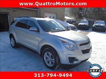2014 Chevrolet Equinox for sale in Redford, MI