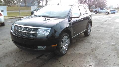 2009 Lincoln MKX for sale in Pontiac, MI